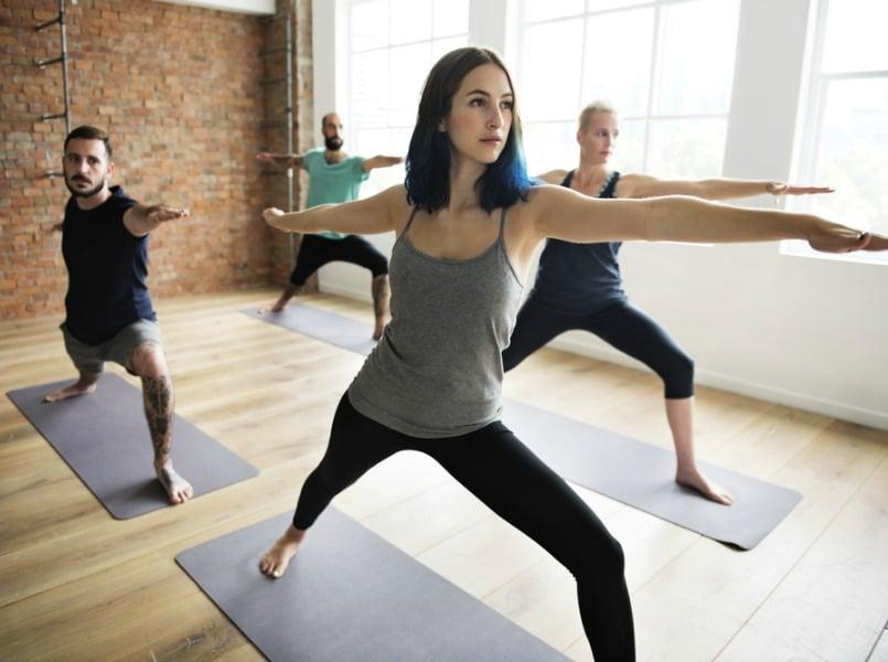 yoga history