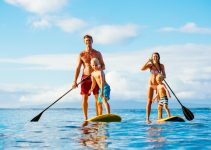 These Inflatable Paddle Boards are Great Fun and Perfect for Beginners