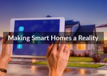 Smart Cities and Smart Homes – From Realization to Reality In 2021