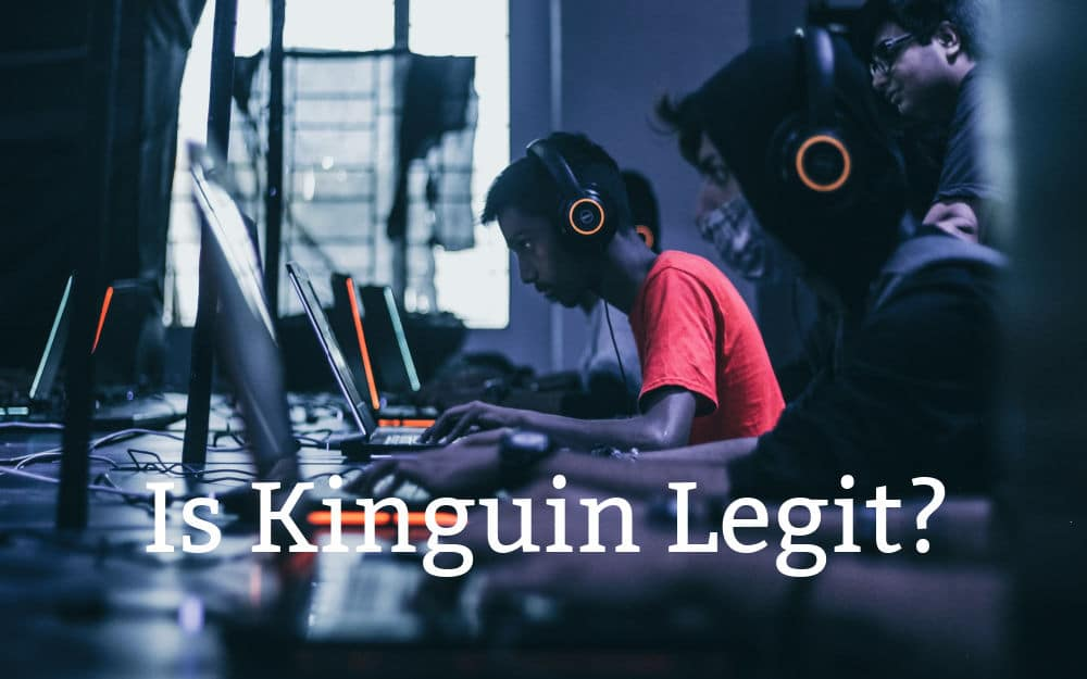 is kinguin legit