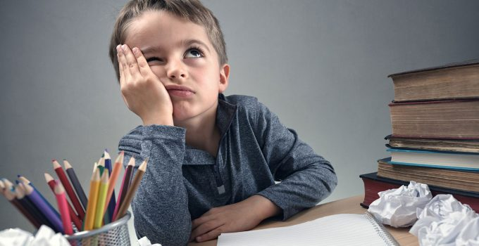 4 Things to Do if You Find Your Homework Extra Boring