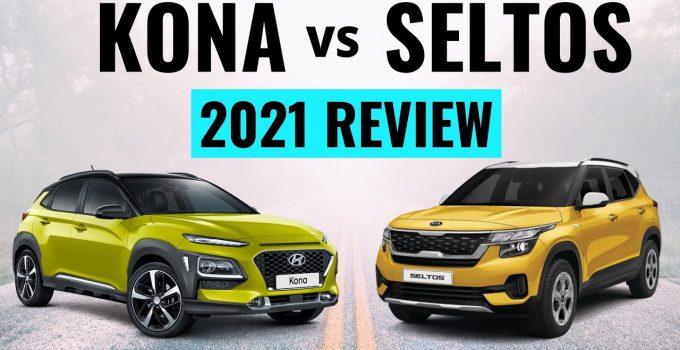 Kia Seltos vs Hyundai Kona – Which is Better?