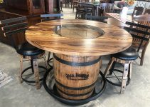 4 Reasons To Put a Pub Table In Your Man Cave