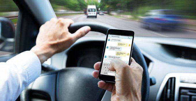 Distracted Driving Statistics North Carolina