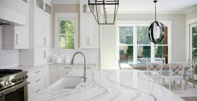 Modern Kitchen Countertops To Incorporate In Your Luxurious Home