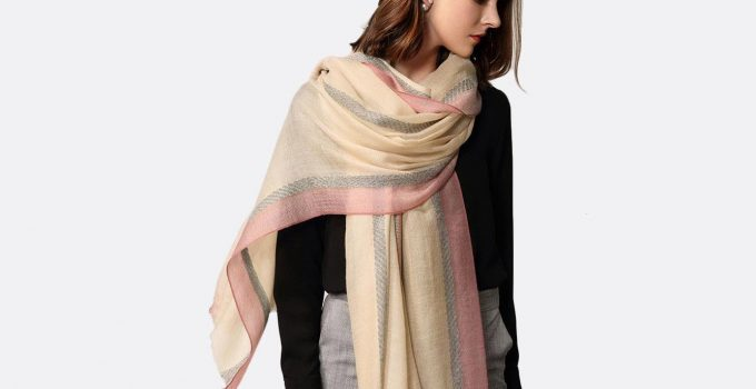 How To Tell If a Cashmere Scarf Is Real