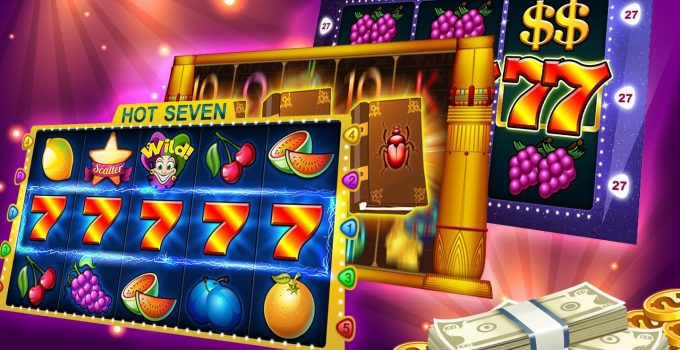 4 Types of Online Slot Games that Can Be Played in Singapore