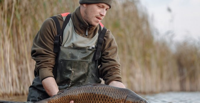 5 Carp Fishing Tips and Tricks All Beginners Should Know