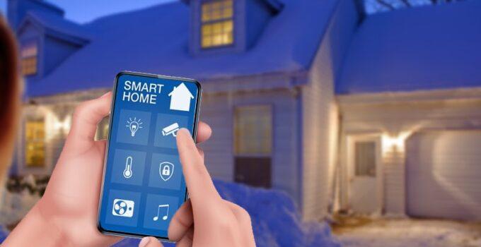 Live a Joyful Safe Life In a Smart Home