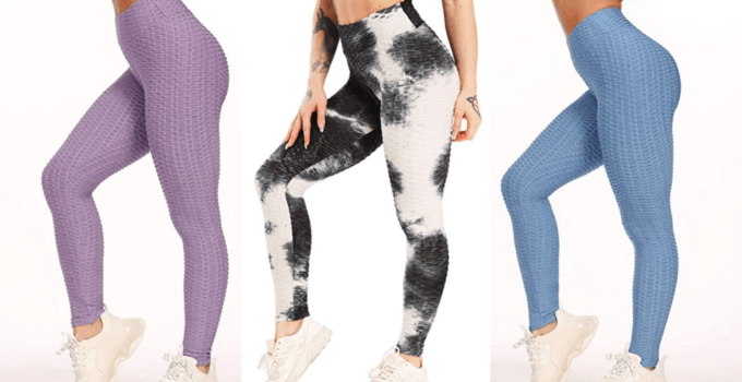 5 Reasons Why Butt Lifting Leggings Are The New Fashion Trend In 2021