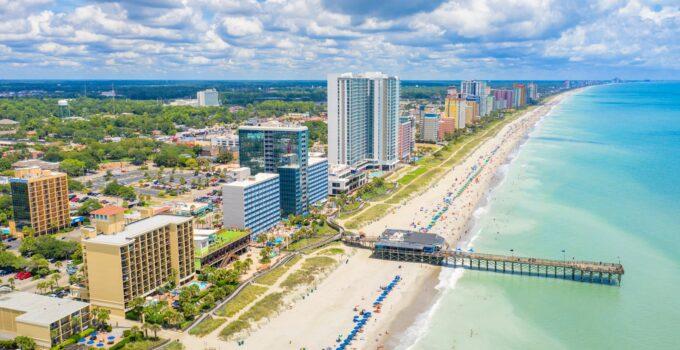 The Top Beaches in South Carolina