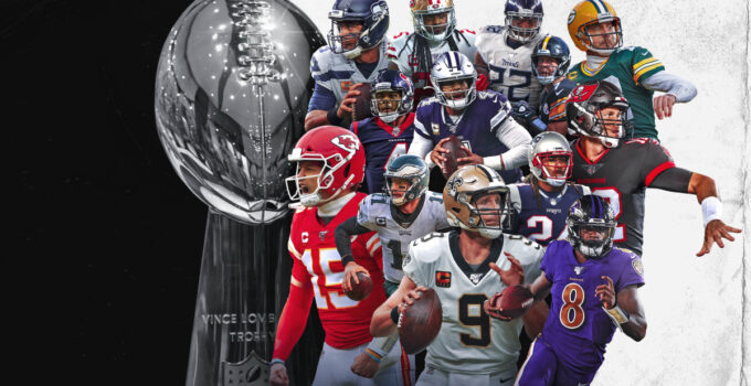 2021 NFL Division Winners Predictions