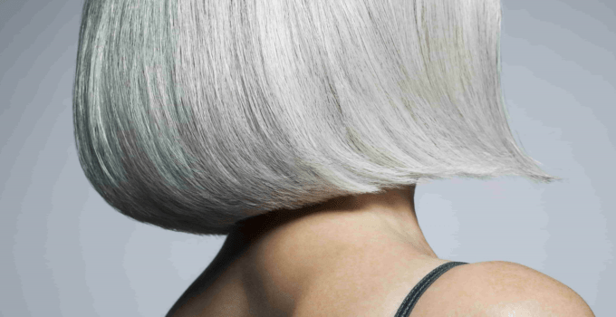 10 Gorgeous Hairstyles for Women with Short Grey Hair