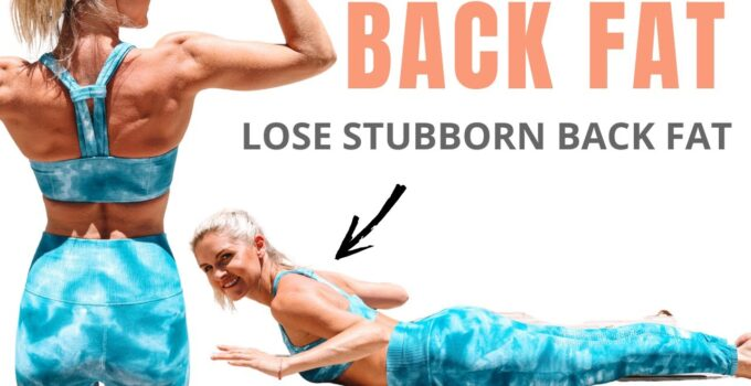 Here's What People Are Doing to Get Rid Of Stubborn Bra Fat